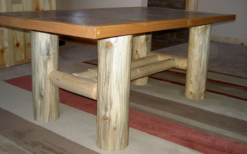 How to Make Log Furniture | eHow.com