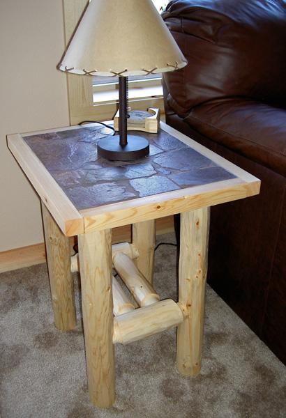 modern log rustic furniture by modern rustics