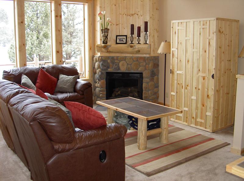 Modern Log Amp Rustic Furniture By Modern Rustics